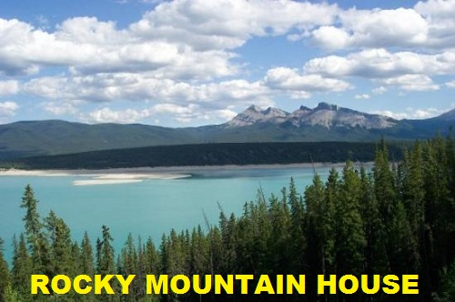 Rocky Mountain House