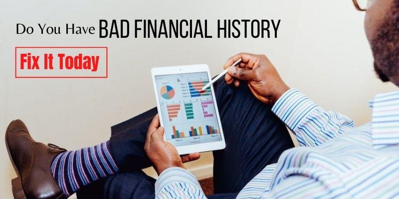 Bad Financial History Score Auto Loan