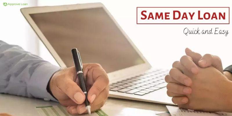 Same Day Loan - Car Title Loan
